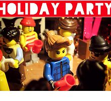 Holiday Party 3C by bricksailboat