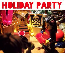 Holiday Party 4A by bricksailboat