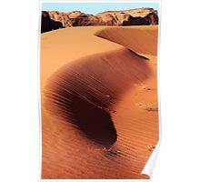 Dunes Lines Poster