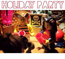 Holiday Party 4B by bricksailboat