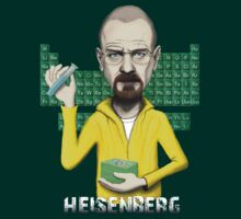 Breaking Bad - Heisenberg by cescocir
