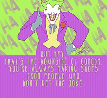 the joke! by KanaHyde