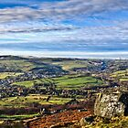 The View From Curbar Edge by pixog