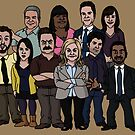 Parks and recreation by jasesa