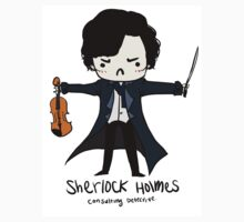 Sherlock is Not a Psychopath by sleepyfortress