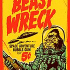 BEASTWRECK ATTACKS by beastpop