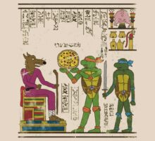 EGYPTIAN NINJA TURTLES by Ritchie 1