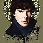 Sherlock by SedatedArtist