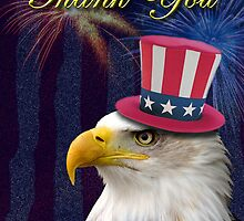 Thank You Eagle by jkartlife