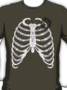 Supernatural - Dean Winchester's Ribcage T-Shirt