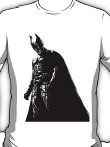 The Dark Knight (transparent background) T-Shirt