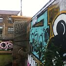Graffiti London 8 by icecreambonanza