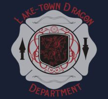 Laketown Dragon Department by Konoko479