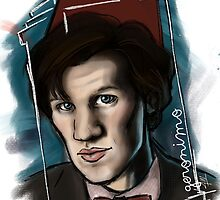 The Eleventh Doctor by Jessica Whitmore