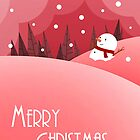 Merry Christmas by Ruo7in