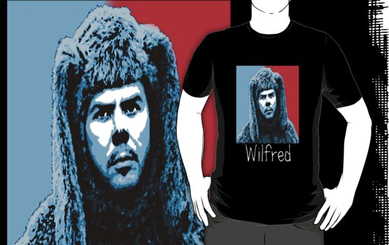 Wilfred/Hope by Victor Varela