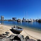 Southport Yacht Club. Gold Coast, Queensland, Australia. by Ralph de Zilva