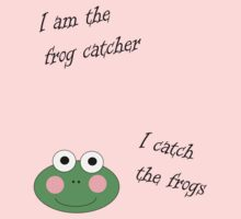 Frog Catcher by KittenFlower
