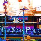 Times Square NYC by Jonathan Goddard