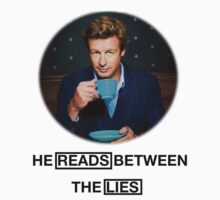 The Mentalist - He reads between the lies by LanFan