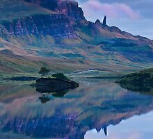 Old Man of Storr, Isle of Skye, Scotland by Mark Kenwood