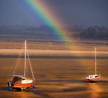 End of the Rainbow by Mark Kenwood