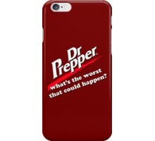 Dr Prepper iPhone Case/Skin