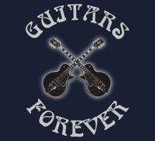 Gibson Guitars Forever (GBB)   decoration Clothing & Stickers by goodmusic