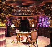 Prof. Umbridge's Office by May92