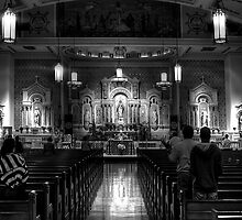 Catholic Mass by njordphoto