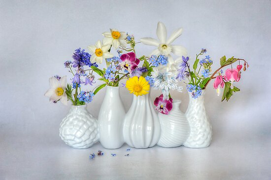 Garden Treasures by Jacky Parker