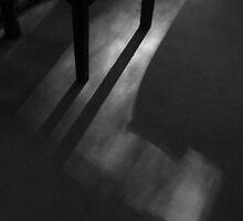 2014 the diversity of shadows in a kitchen  by ragman