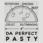 Da Perfect Pasty No Carrots  by BrBa