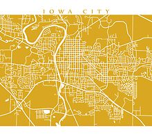 Iowa City by CartoCreative