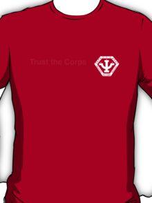 Trust the Corps - Subliminal T-Shirt