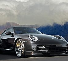 2012 Porsche Turbo S by DaveKoontz