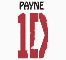 Payne 1D Jersey by smentcreations