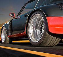 1977 Porsche 934 'Whale Tail' I by DaveKoontz