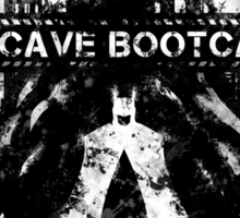 Batcave Bootcamp (Dark) Sticker