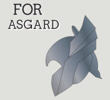 For Asgard Two- Legends of Asgard by Katherine Shepherdson