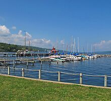 Seneca Harbor by Jack Ryan