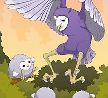 Creature Feature - The Chickcharney by TheWhaleBaby