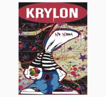 New York City Subaway Graffit Art Map Krylon by MF-mink