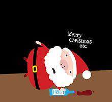 Merry Christmas etc. by Jamie Gandee