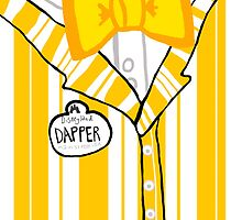Dapper Dan - Yellow by ChandlerLasch
