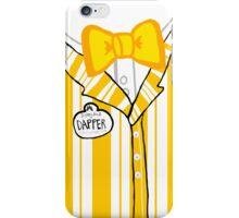 Dapper Dan - Yellow iPhone Case/Skin