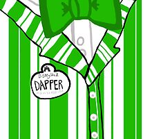 Dapper Dan - Green by ChandlerLasch