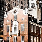 Old State House, Boston, Massachusetts by Elizabeth Thomas