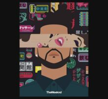The Weeknd - Kiss Land by irig0ld