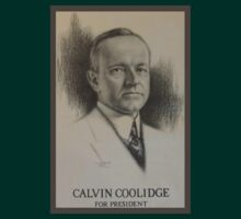 Calvin Coolidge for President by hvalentine